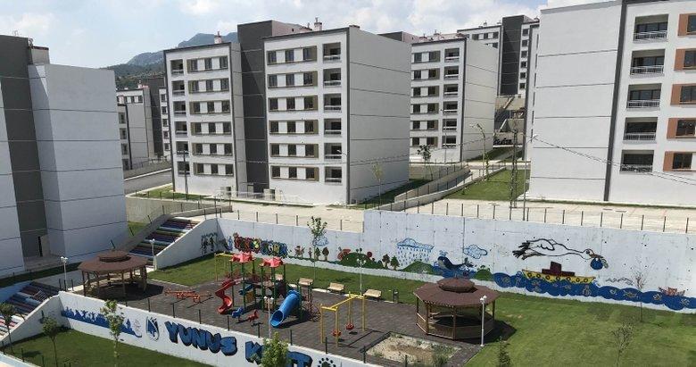 TOKİ 267 konutu açık artırmayla satıyor