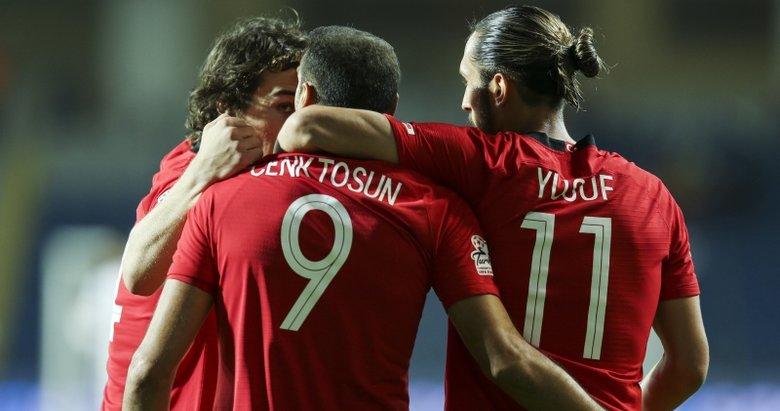 Millilerin rakibi Tunus