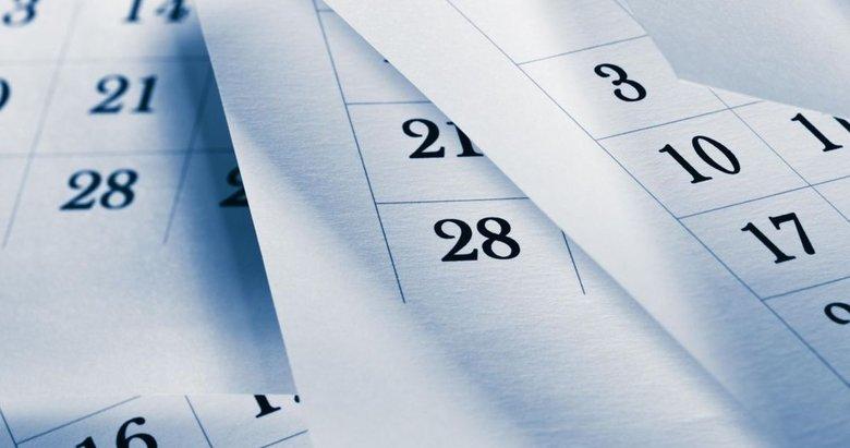2021 resmi tatilleri kaç gün olacak? 2021 tatil günler ne zaman?