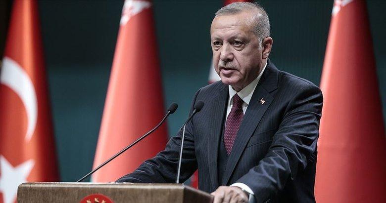 Başkan Erdoğan: BM böyle bir skandalın altına imza atamaz