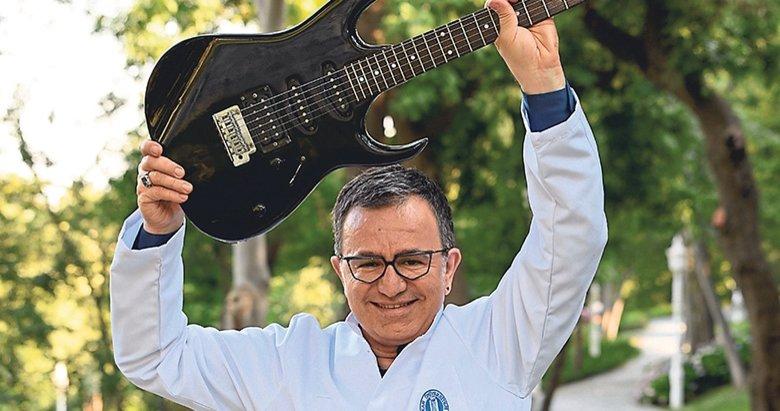 """""""Müzik hayal doktorluk gerçek!"""""""
