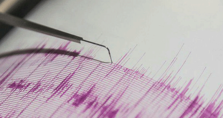 Karaburun'da 4.2 büyüklüğünde deprem