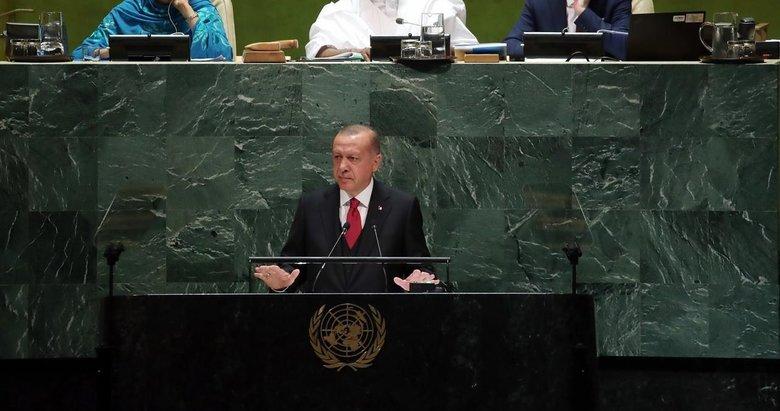 Büyük konuşma 22 Eylül'de: Cumhurbaşkanı Erdoğan BM'den bütün dünyaya seslenecek