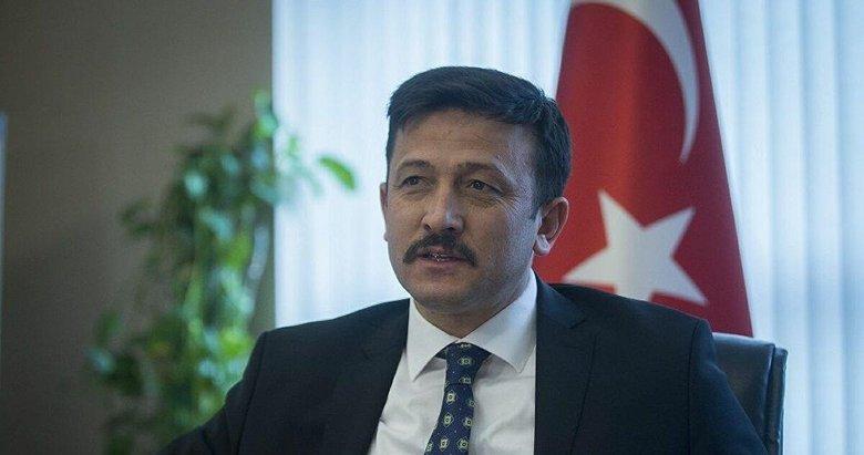Hamza Dağ açıkladı! İzmir'de amatör kulüplere 2 milyon 370 bin nakdi yardım yapıldı