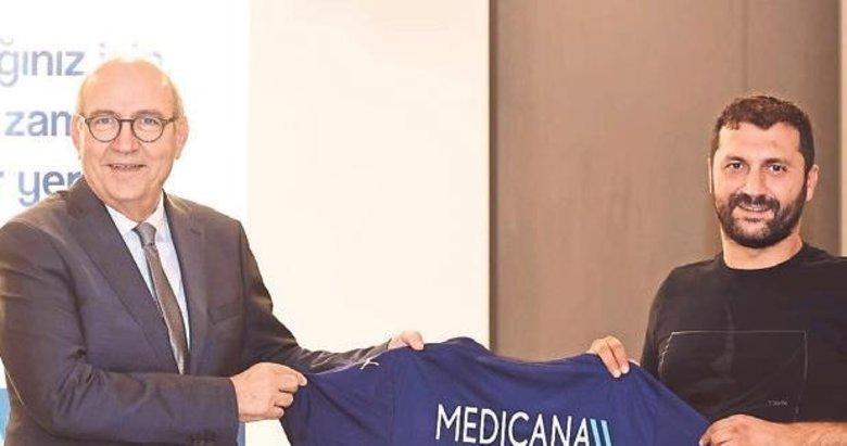 Bucaspor'un sağlığı Medicana'ya emanet