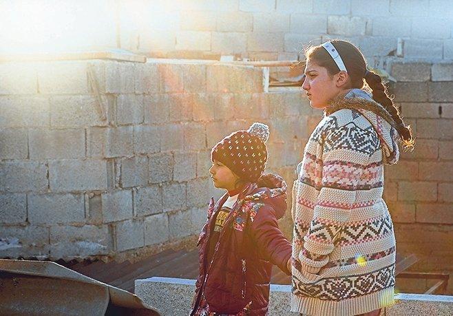 Türkiye'deki Suriyeli yetimler beyazperdede