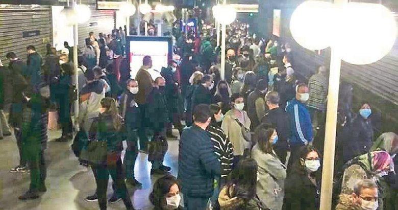Çin Metrosu değil İzmir...