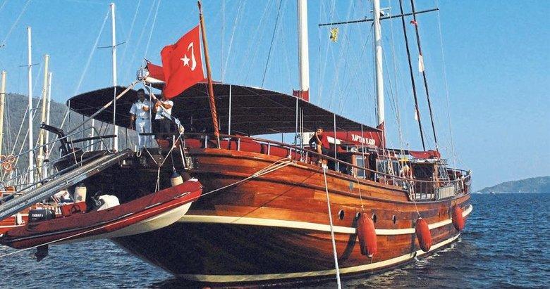 Saran'ın aşk gemisi