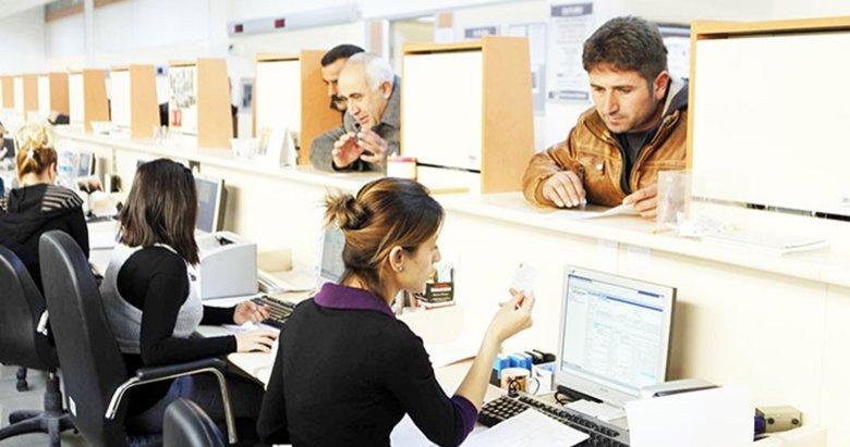 Kamuda emekliliğe yüzde 50 teşvik geliyor