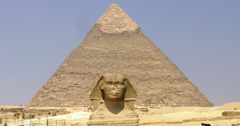 Keops Piramidi Giza Piramidi hakkında bir gizem daha çözüldü