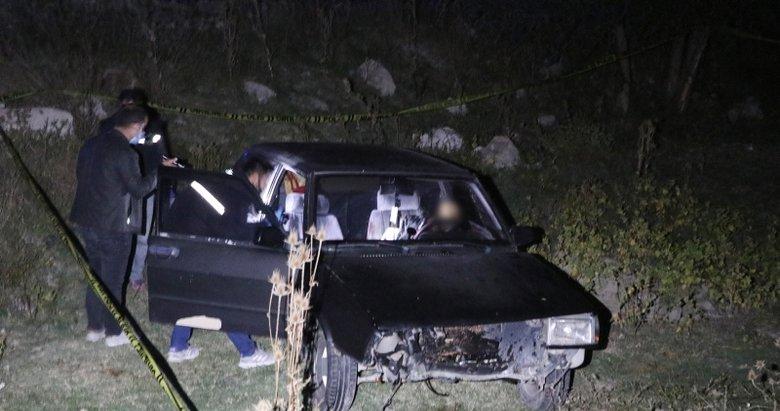 Kütahya'da polisten kaçan şüpheli başından vurulmuş halde bulundu