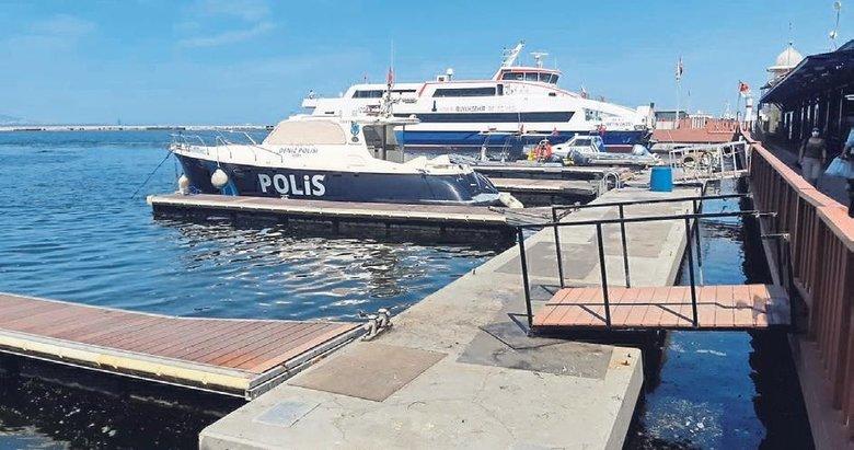 İzmir'de müsilaj değil kirlilik var