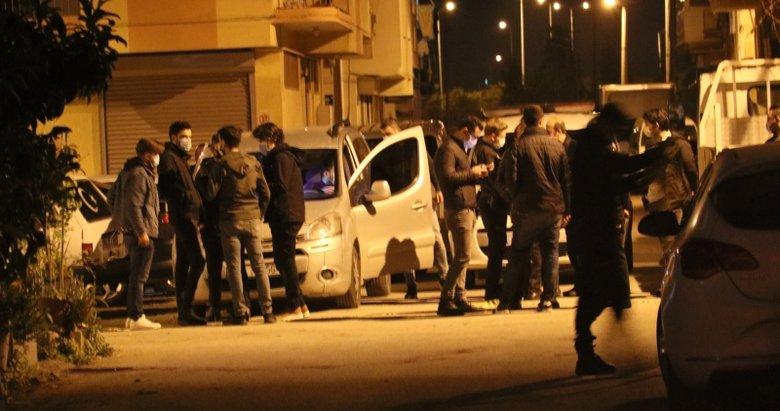 İzmir'de ev sahibi ile kiracı arasında gürültü kavgası