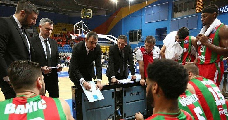 FIBA Şampiyonlar Ligi A Grubu'nu Monaco'nun ardından 2. sırada tamamlayan Pınar Karşıyaka, bugün son 16 turunda eşleştiği Yunanistan temsilcisi PAOK'la deplasmanda karşılaşıyor.