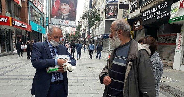 Vatandaşlar Karşıyaka'da yine sokakları doldurdu! Endişelendiren görüntüler