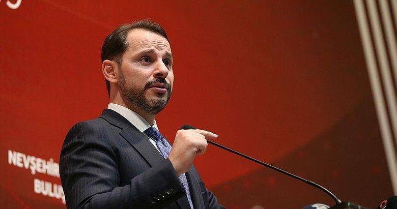 Hazine ve Maliye Bakanı Berat Albayrak: Milletimizi fırsatçılardan koruyacağız