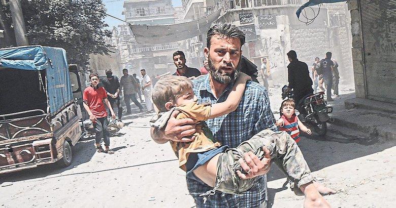 BM'den İdlib'de savaş suçu uyarısı