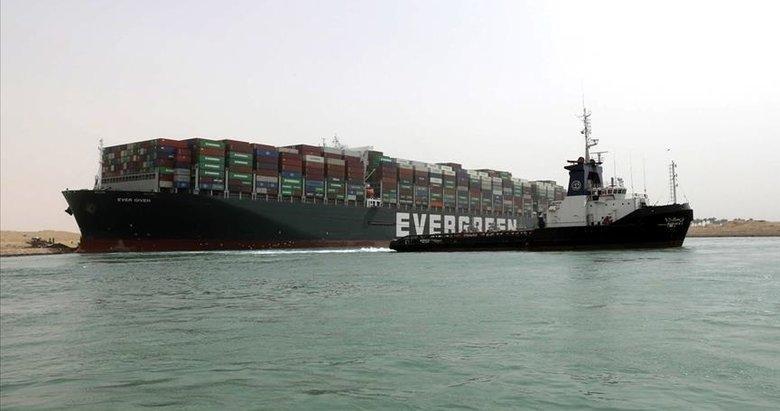Süveyş Kanalı 6 günlük aradan sonra deniz trafiğine açıldı