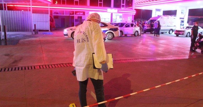 17 yaşındaki genç kız, gittiği akaryakıt istasyonunda pompalı tüfekle öldürüldü