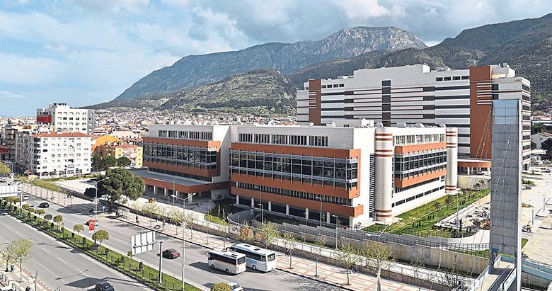 Manisa 2019'a iki yeni hastaneyle girecek