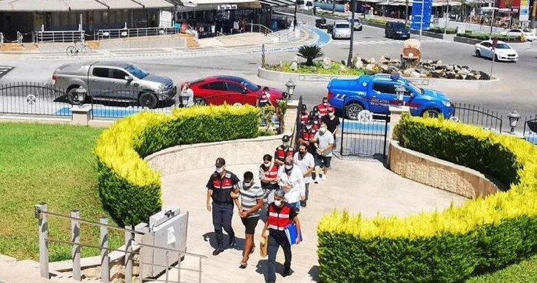 Marmaris'ten Yunanistan'a kaçmaya çalışan 2 FETÖ şüphelisi tutuklandı