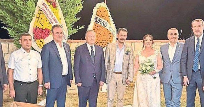 MHP'li Kalyoncu dünya evine girdi