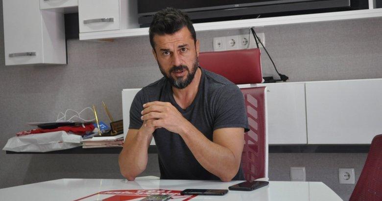 Balıkesirspor'da Ali Tandoğan istifa etti