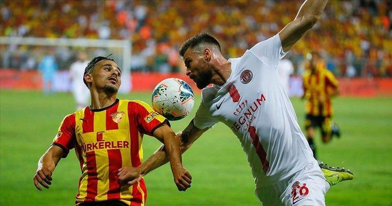 Antalyaspor Göztepe maçı hangi kanalda? Saat kaçta?