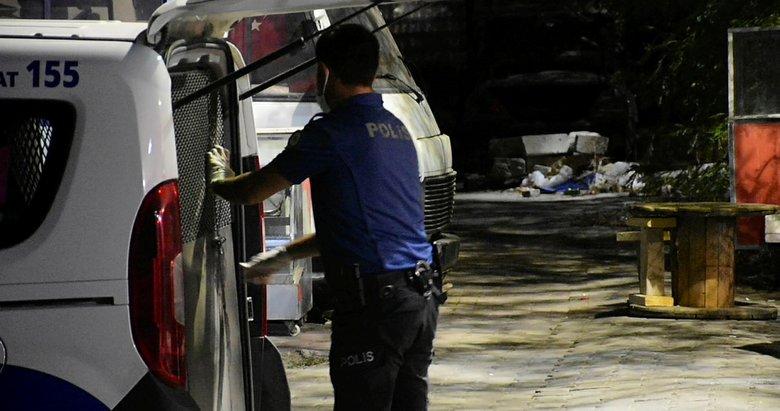 İzmir'de ilginç olay! Paketteki havalı tüfek ateş alınca...