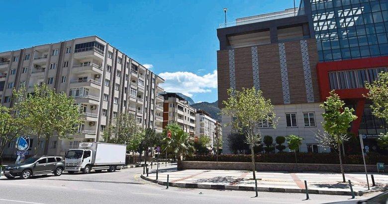 Yunusemre Meydan Projesi başlıyor