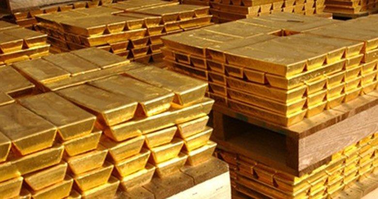 Altın rezervlerini artırmada lideriz