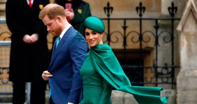 İşte Meghan Markle ve Prens Harry'nin bilinmeyenleri!