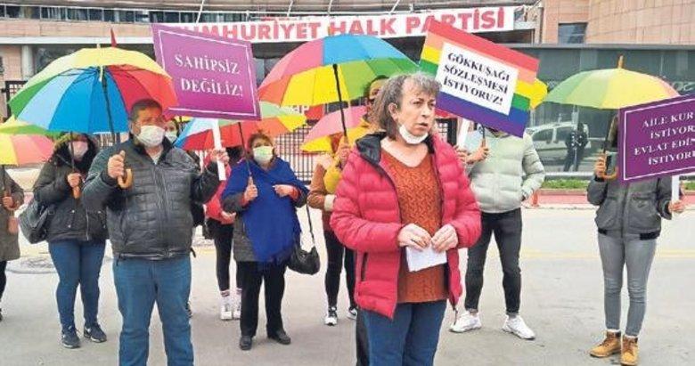 Kılıçdaroğlu LGBT fahri üyesi oldu!