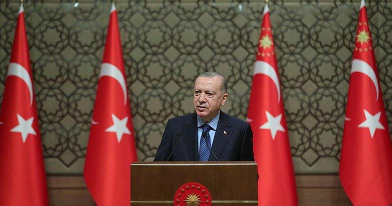Erdoğan 6. Anadolu Medya Ödülleri Töreni'nde konuştu