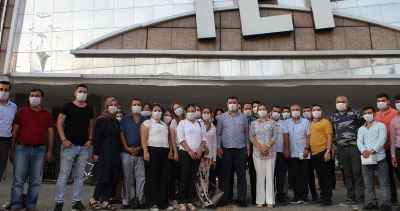 İzmir'deki kokuya AK Parti'den maskeli tepki