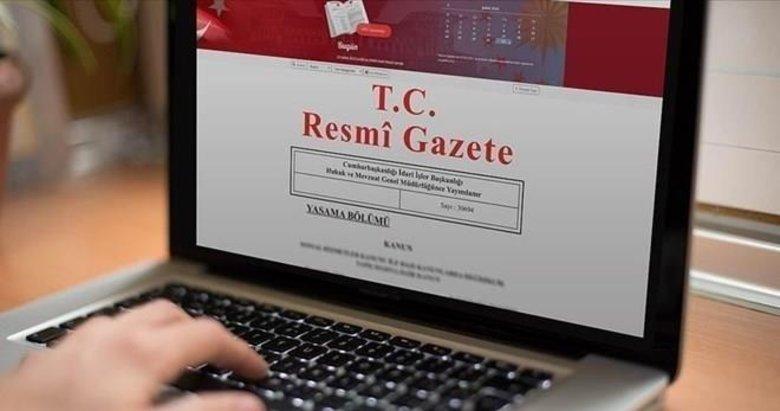 Büyükelçiler kararnamesi Resmi Gazete'de yayımlandı