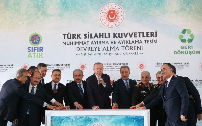 Başkan Erdoğan imzasını atıp duyurdu: Suriye sınırına yerleştireceğiz