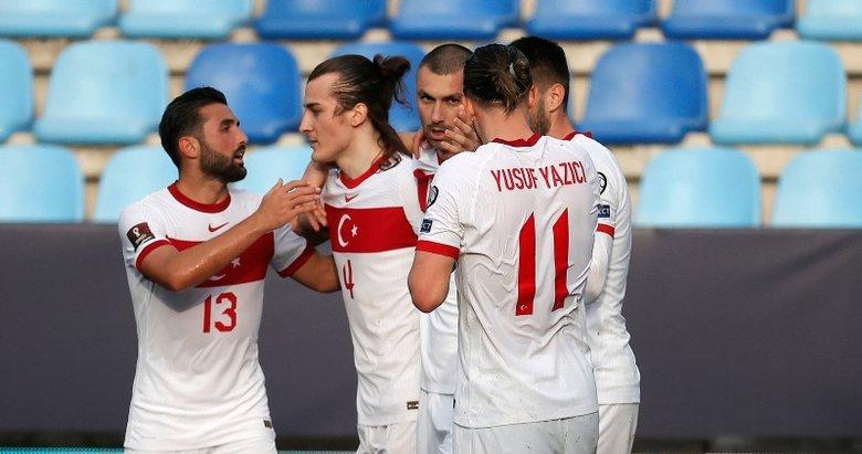 Norveç 0-3 Türkiye MAÇ SONUCU