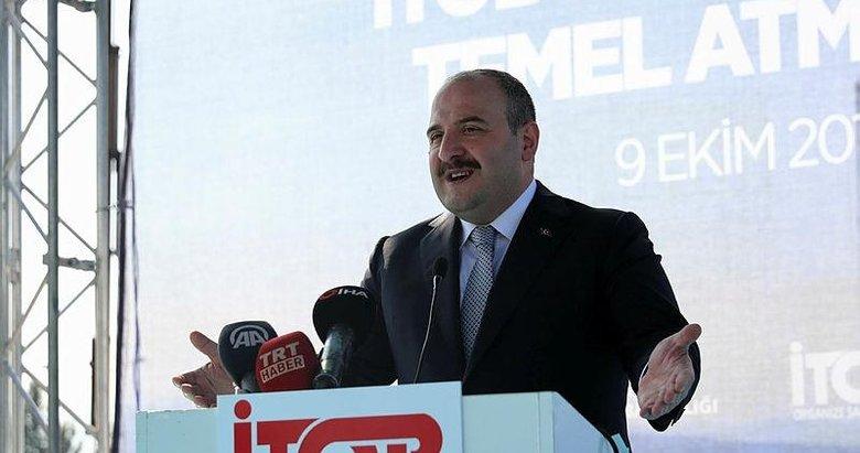 Bakan Varank'tan İzmir'de çarpıcı mesaj: Kirli bir tezgah var!