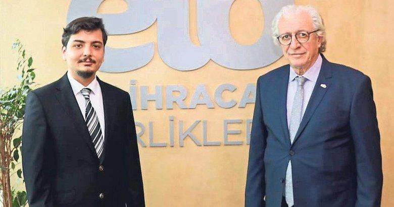 """""""İpek Yolu, İzmir'i şaha kaldıracak bir kıvılcımdır"""""""