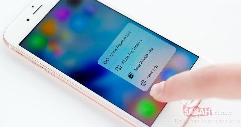 iPhone'ların hiç bilinmeyen özellikleri