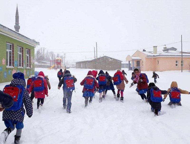 Hangi illerde okullar tatil edildi? İşte kar tatili olan iller