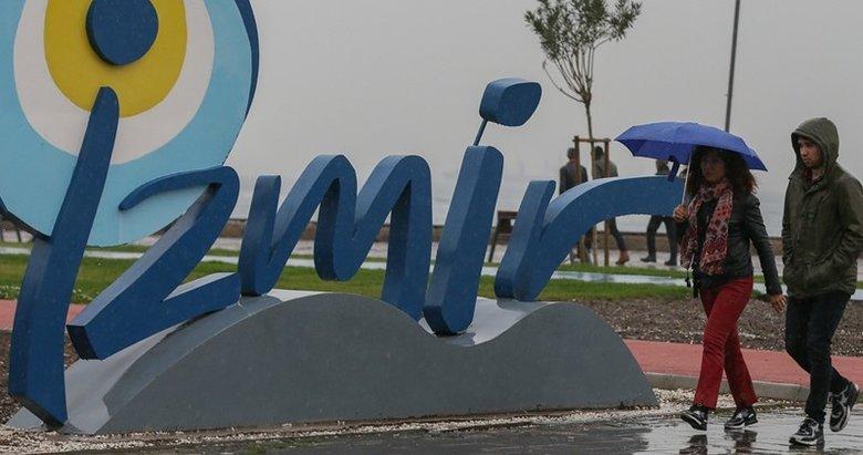 Meteoroloji o iller için saat verip uyardı! İzmir'de bugün 27 Ocak hava durumu nasıl olacak?