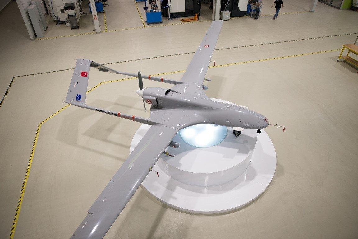 İnsansız savaş uçağıyla ilgili yeni gelişme!