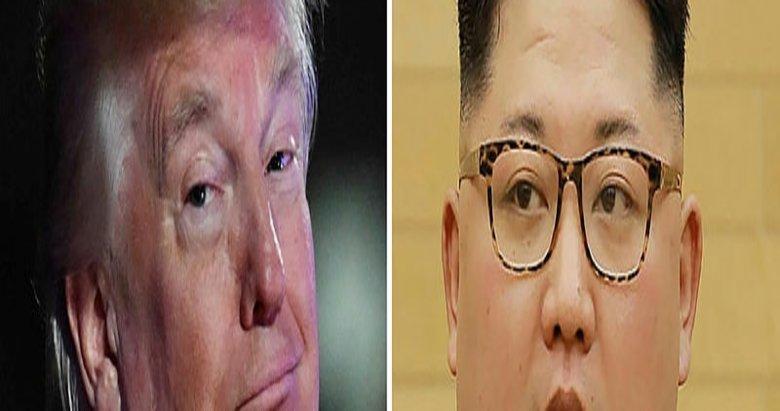 """Trump Kuzey Kore'nin """"düğmesi"""" ile alay etti"""