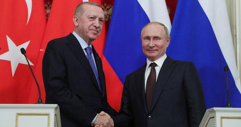 Başkan Erdoğan ve Putin, Akkuyu Nükleer Güç Santrali'nde 3. reaktörün temelini atacak