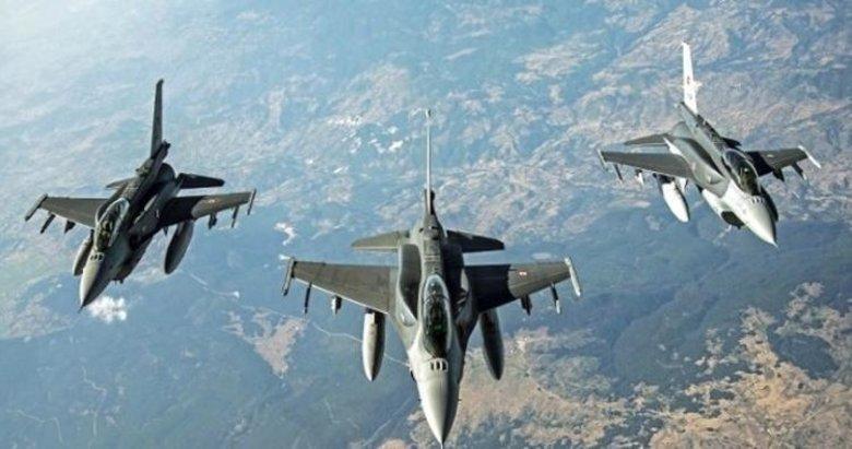MSB duyurdu: Kuzey Irak'ta 5 terörist etkisiz hale getirildi