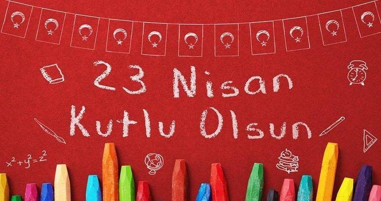 23 Nisan'da okullar tatil mi? 23 Nisan Ulusal Egemenlik ve Çocuk Bayramı