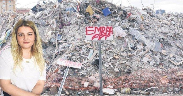 Emrah Apartmanı'nın enkazından çıkan Anneler Günü mektubu yürekleri dağladı