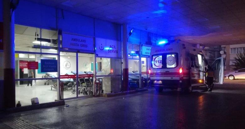 Aydın'da 5'inci kattan atlayan kişi 10 gün sonra hastanede hayatını kaybetti
